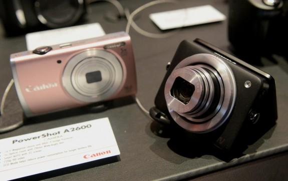 Canon PowerShot N 1