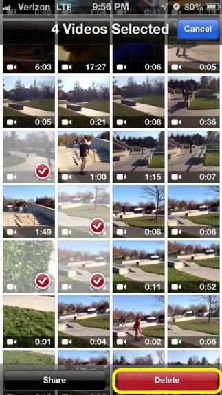 Choose Videos