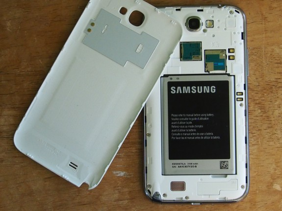Galaxy Note 2 Battery Life