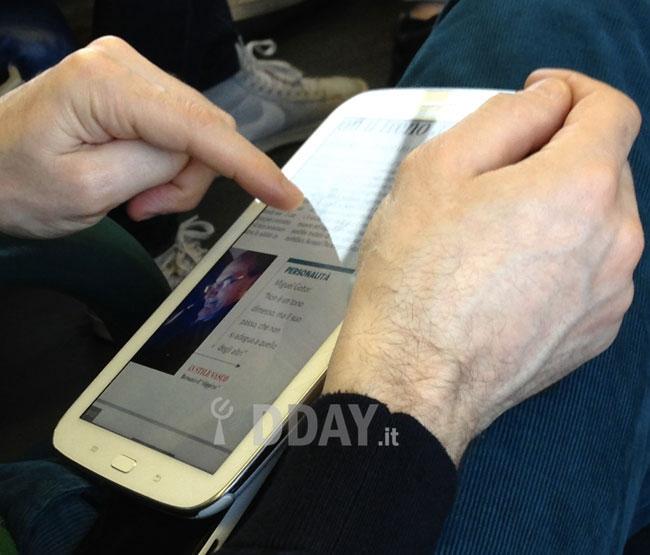 Galaxy Note 8.0 leak