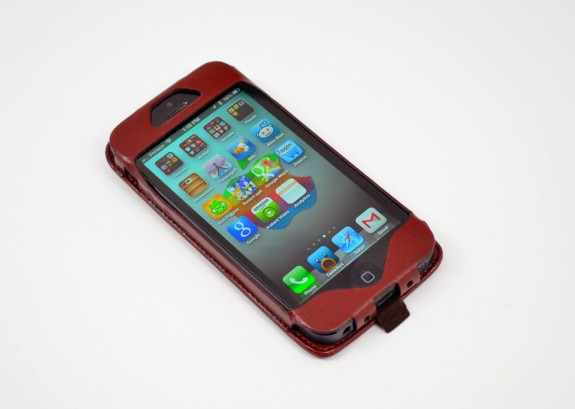 MAPI leather iPhone 5 wallet case review - 5