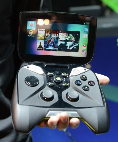 NVIDIA Project Shield 1