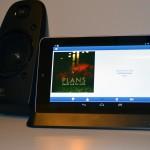 Nexus 7 Dock Review - on2