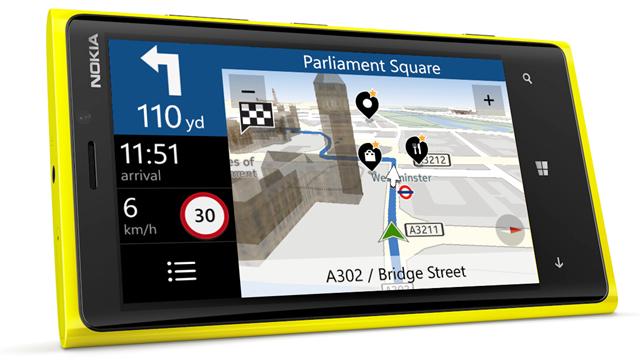 Nokia Drive+ Beta