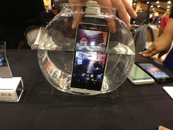Sony Xperia Z Hands On - 6