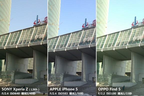 Xperia-Z_Oppo_iPhone_1-575x383