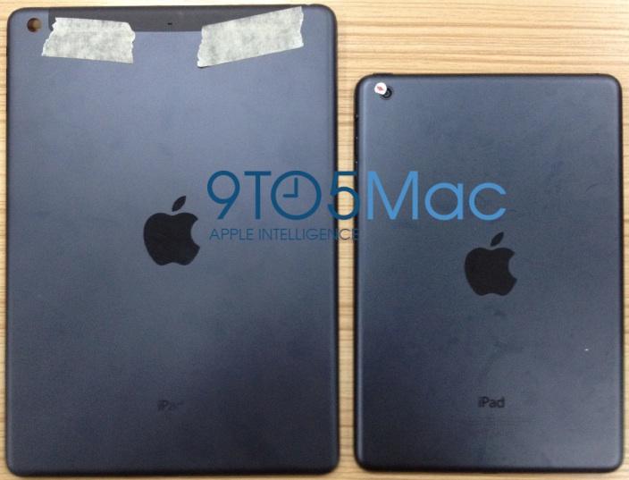 iPad 5 vs iPad mini