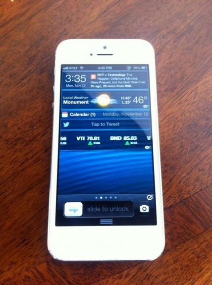 iPhone 5 jailbreak Wish for Open iOS