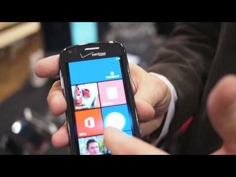 Video thumbnail for youtube video Samsung ATIV Odyssey First Look (Video)