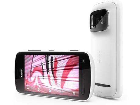 Nokia EOS PureView Camera