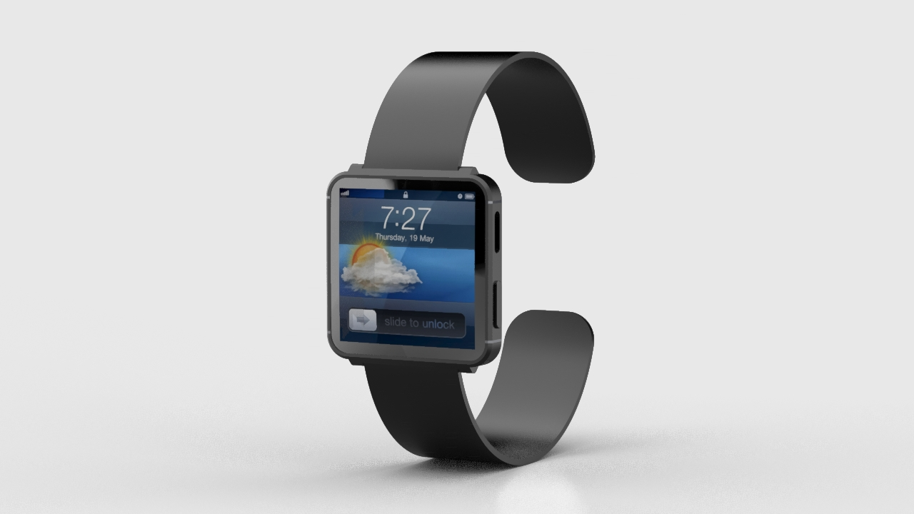 Apple iwatch Render - 7