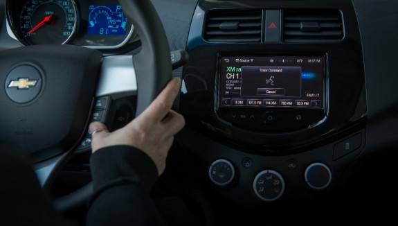 Chevrolet MyLink Siri Integration