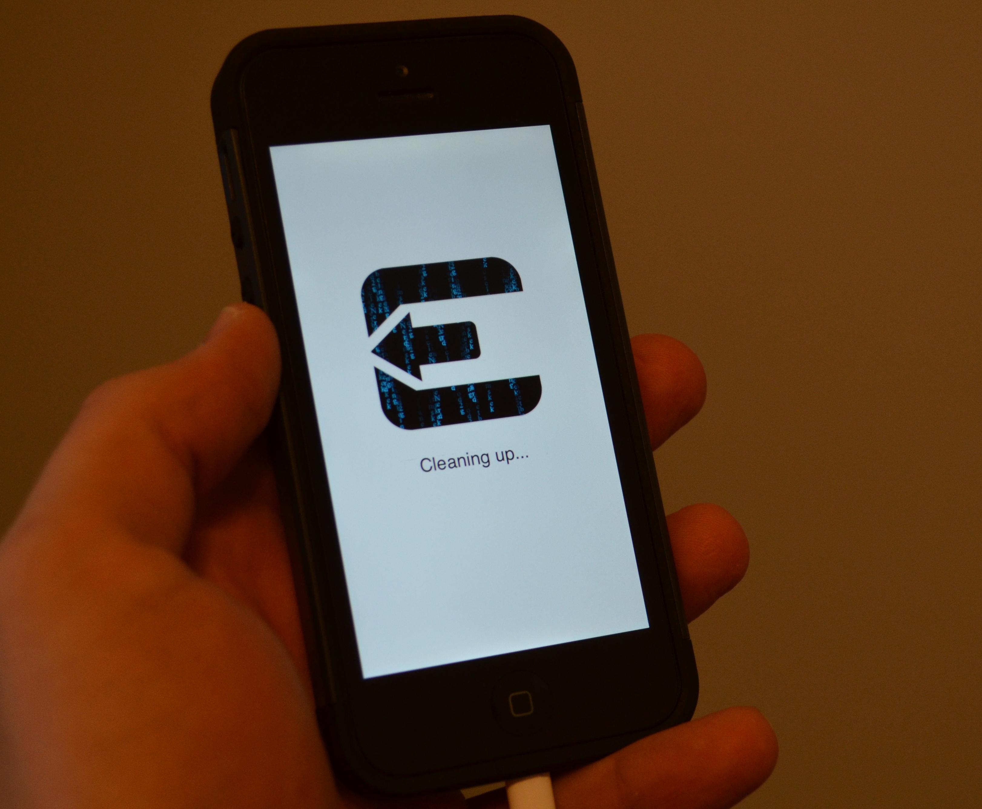 Как на iphone 4s сделать джейлбрейк ios