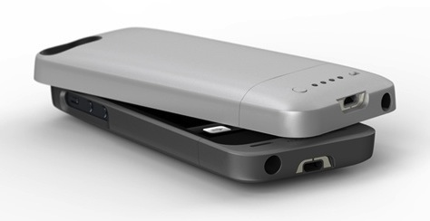 Mophie iPhone 5 battery cases Juice Pack helium