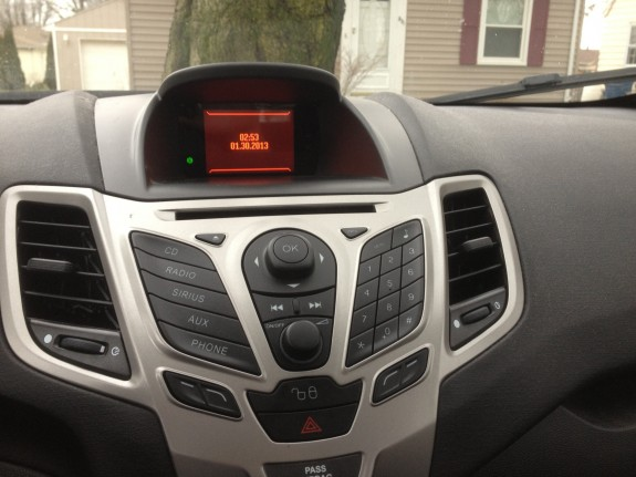 Ford Sync System
