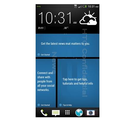 HTC Sense 5.0
