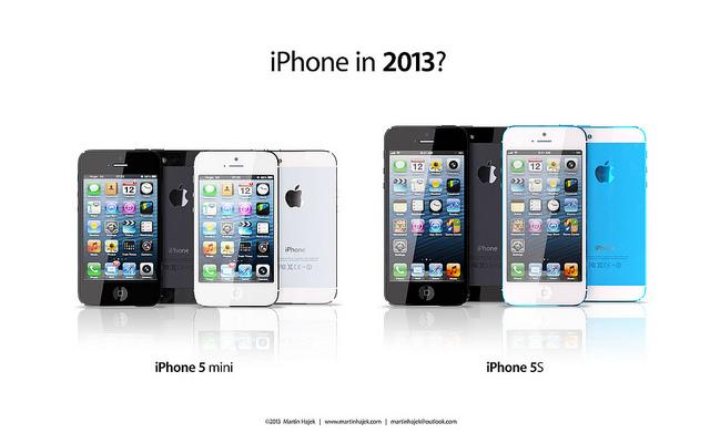 iPhone 5S render