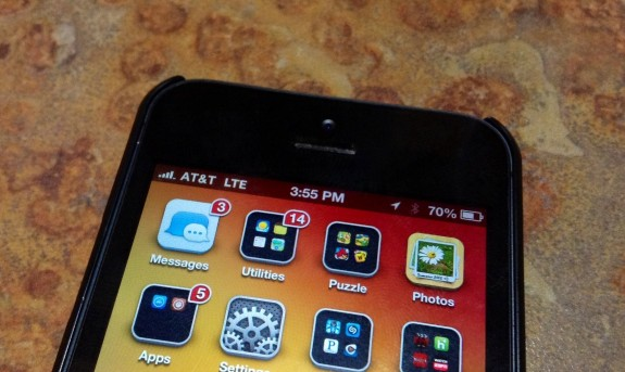 The AT&T iPhone 5 is available now.The AT&T iPhone 5 is available now.