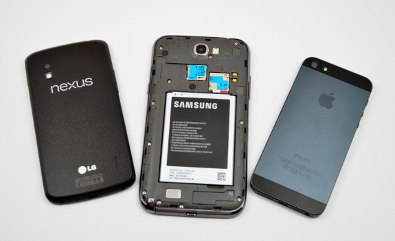 Expect there to be only one Galaxy Note 3 storage option on release day.