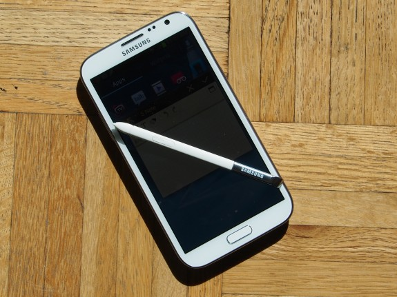 The Galaxy Note 3 is rumored to be replacing the Galaxy Note 2.