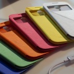 Samsung Galaxy S4 protective cover
