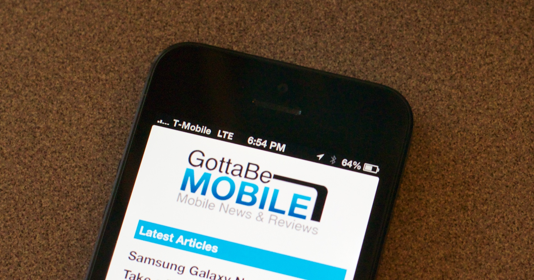 The T-Mobile iPhone 5 could arrive tomorrow.