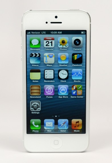 Why the Verizon iPhone 5 is the best carrier and plan combination.