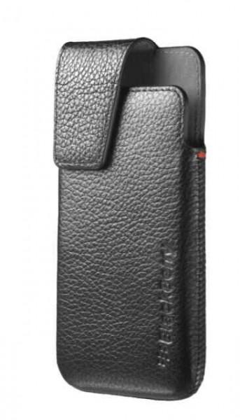 Blackberry Z10 Leather Pocket