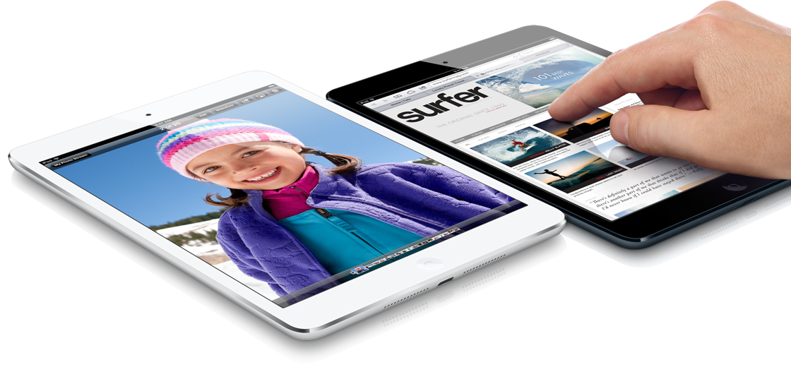 Apple offers several iPad mini deals in the Apple refurbished store.