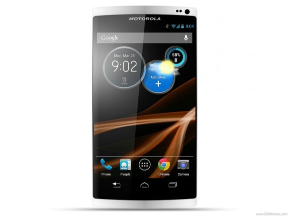 This is more than likely not the Motorola X Phone.