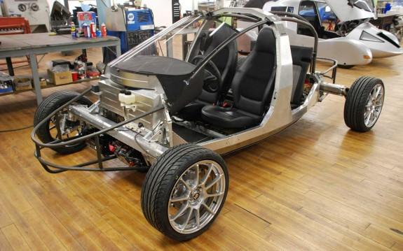 Edison2 Very Light Car