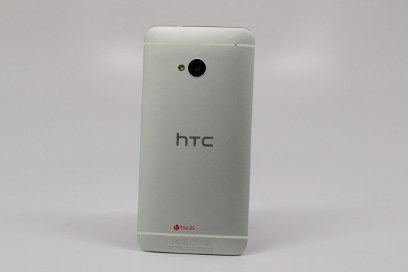 The HTC One has arrived early in the U.S.
