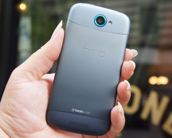 The HTC One S Jelly Bean update is rolling out now.