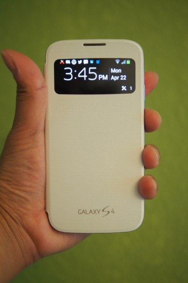 AT&T's Galaxy S4 may be the only one that features 32GB of internal storage.