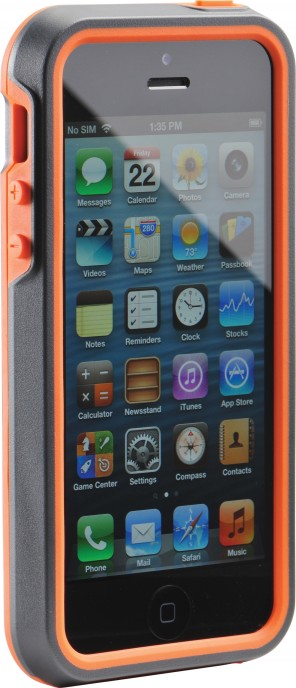 Pelican Protector case for iPhone 5.