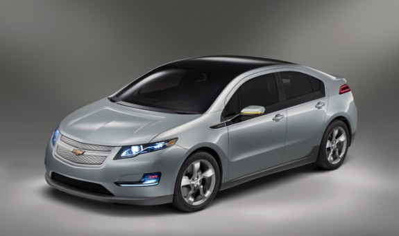 Chevrolet Volt outsold by Tesla Model S