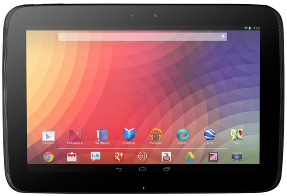 A new Nexus 11 could replace the Nexus 10.