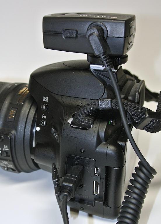 setachi bluetooth smart trigger connected
