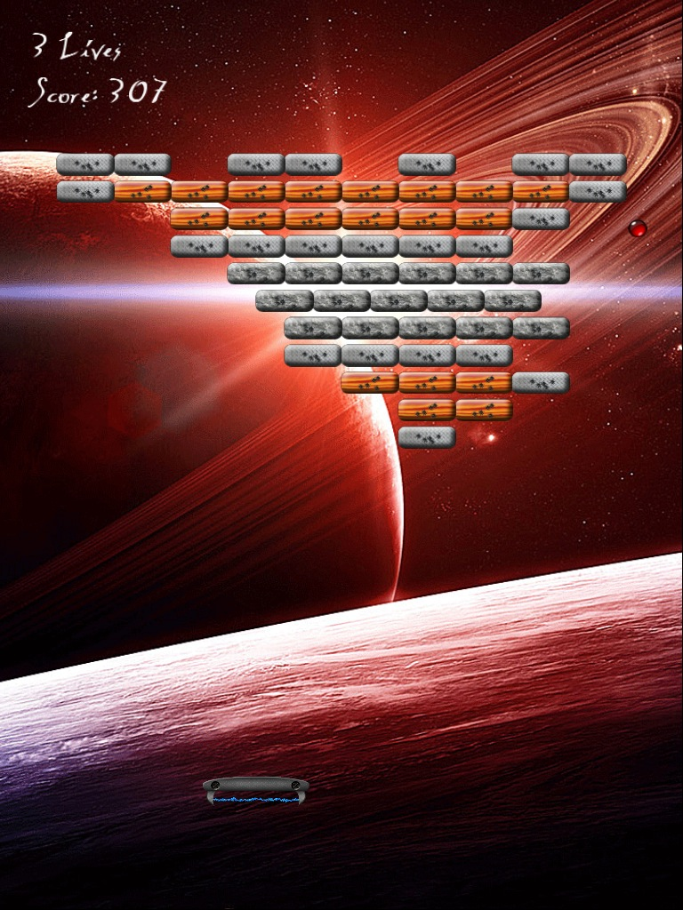 ultimate arkanoid for ipad and iphone 1