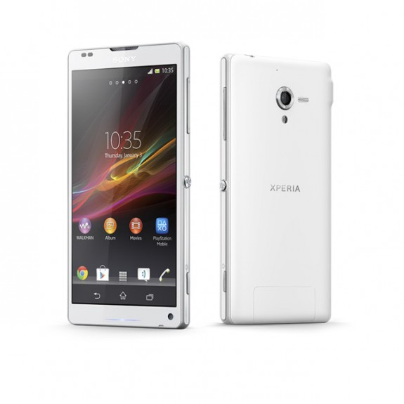 The Xperia ZL will hit its first U.S. carrier on May 1st.