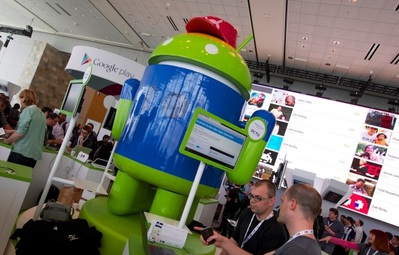 A Google I/O announcement gives hope for an Android 4.3 update in the coming months.