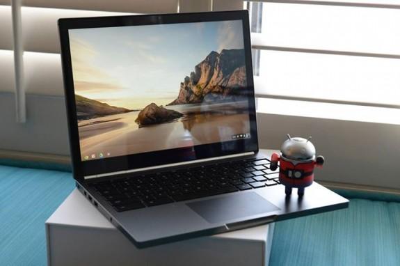ChromeBook Pixel Premum Build