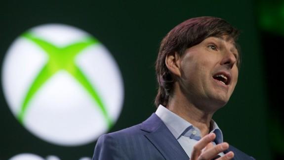 Don Mattrick Xbox One