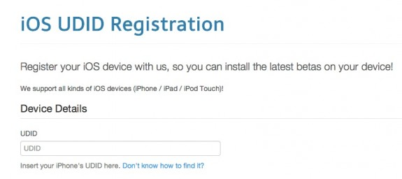 Register to get the iOS 7 beta for just $8.