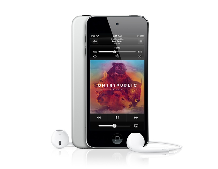 The cheaper iPod touch features lower storage, no camera and no loop attachement.