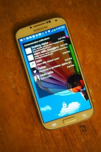 The Galaxy S4 Nexus Edition will look exactly like the Galaxy S4.