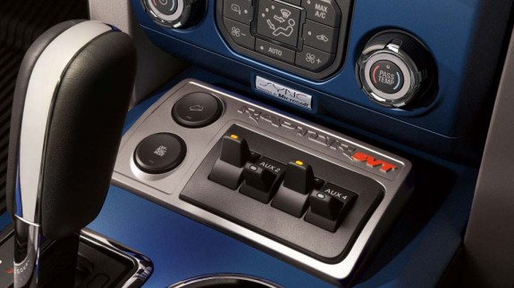 Raptor Auxiliary Switches