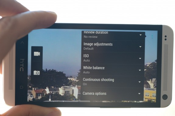 The HTC One Max is rumored to have an Ultrapixel camera.