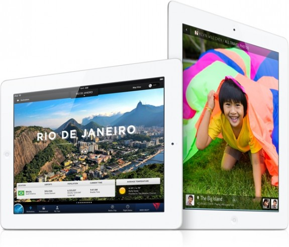 Apple slashes refurbished iPad 4 prices in time for Father's Day.