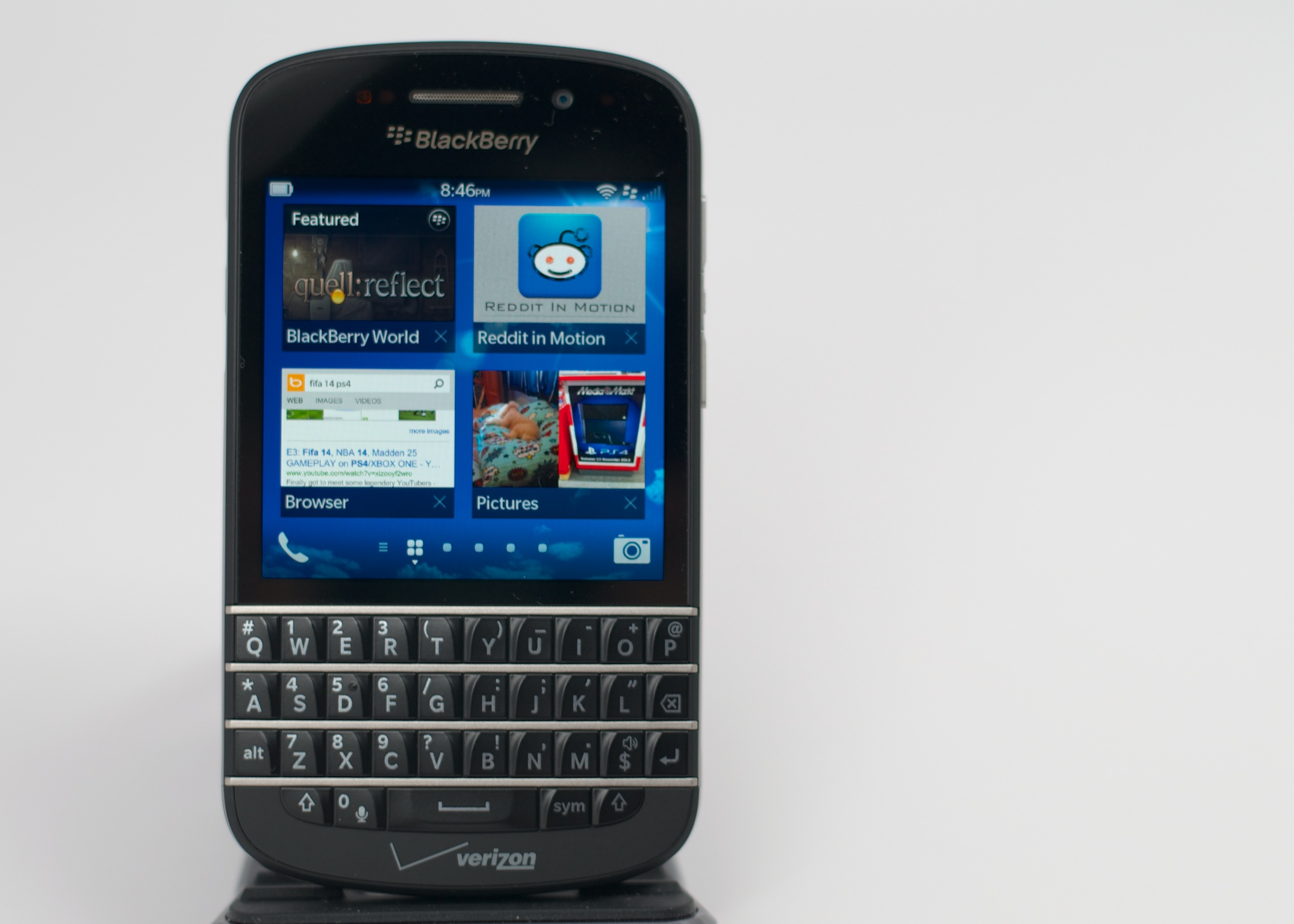 BlackBerry Q10 Review –  006